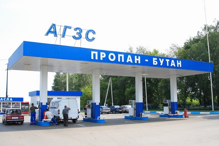 В Воронежской области прекращена работа десяти АГЗС